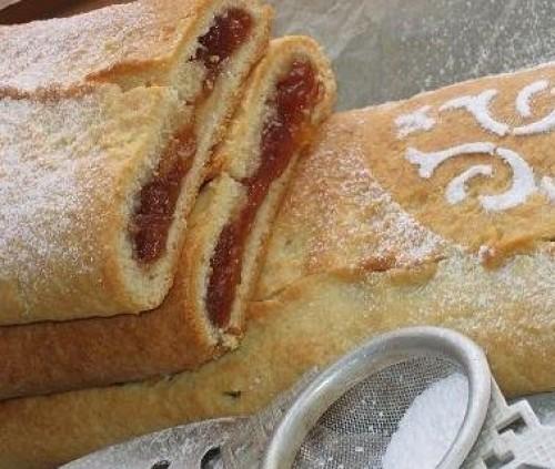 Колбасное печенье фото рецепт