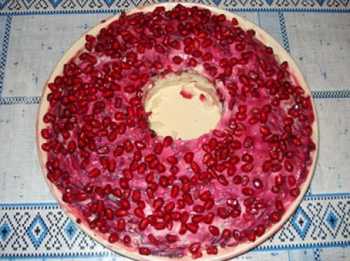 Салат цехтон рецепт с фото пошагово